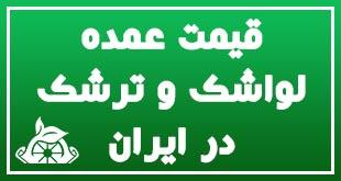 قیمت عمده لواشک و ترشک در ایران
